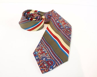 Vintage 1960s Iveys Necktie