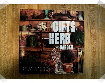 Gifts from the Herb Garden/ Hardcover Craft Book/1991*