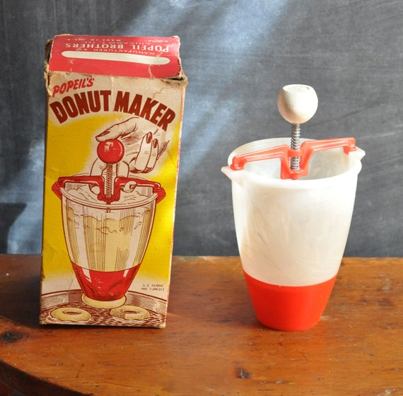Vintage Automatic Donut Maker in Original Box or Pancakes