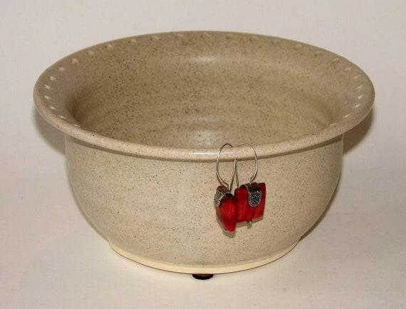 Sandstone Earring Bowl