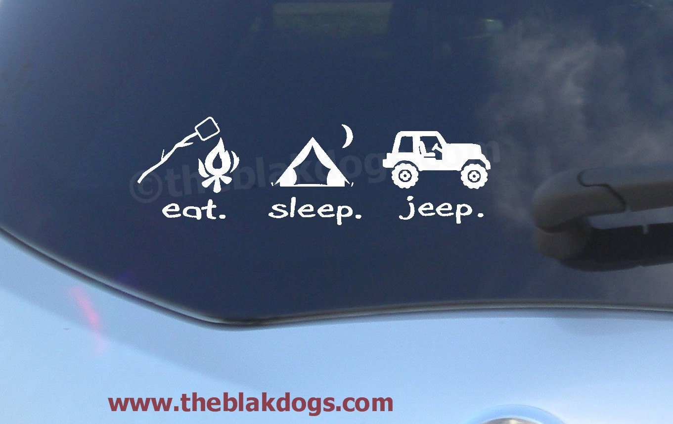 Only In A Jeep Bj Vinyl Decal Sticker also Coolest Jeep Girl Decals And Stickers To Customize Your Wrangler further 251786264744 further Honk If Any Beer Falls Out Funny Jeep Sticker further 331778870471. on jeep wrangler funny window stickers
