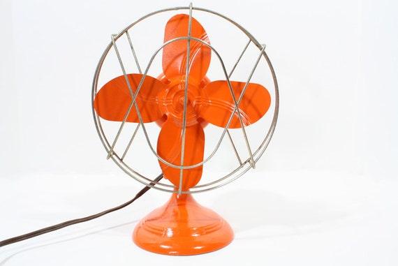 Refurished Vintage Retro Dominion Electric Fan