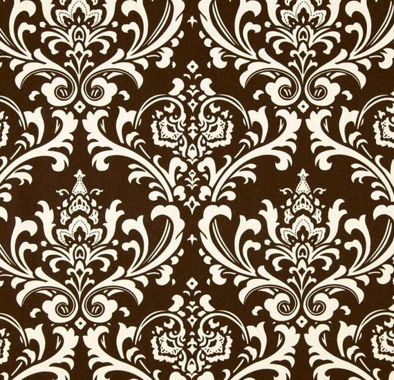 Chocolate Brown Napkins Damask Floral Napkins Wedding Table Centerpiece Decoration Home Decor Linens