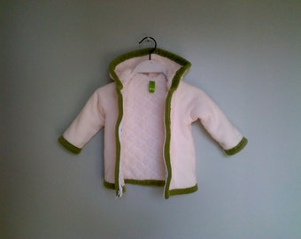 Sherpa Lined Jacket for Baby
