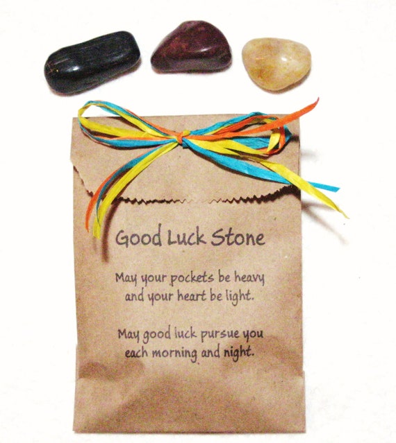 Find Good Luck Stone : Good luck stone