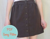 PDF Pattern - Marion Skirt