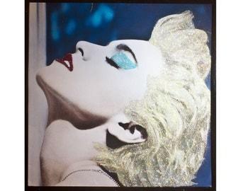 Glittered Madonna True Blue Album