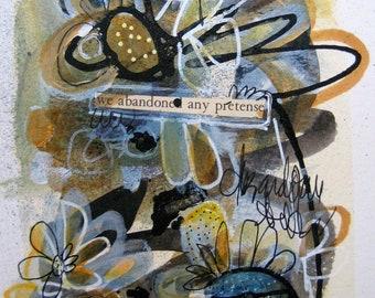Abstract Art Original Paintings by Julie Steiner