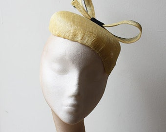 Primrose Pointed Percher - Great hat in my sample sale perfect for a wedding or the races