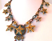 Cowboy Geometry Necklace