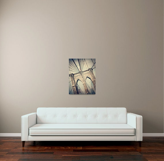 Items similar to new york wall art home decor brooklyn for Decoration bureau new york