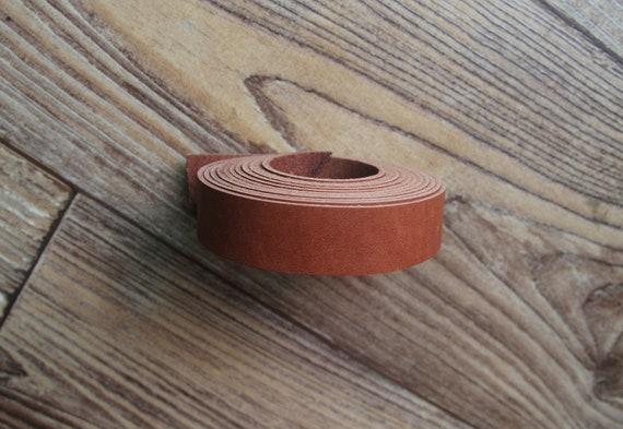 Strap, Long 221cm, RedBrown 18mm width, U3331