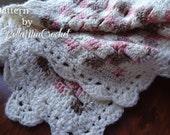 Crochet Blanket Pattern // Neapolitan Dreams