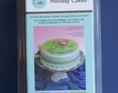 Cricut Cake Cartridge - Holiday Cakes