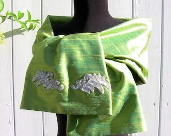 Green Apple Silk PROMOTIONAL PRICE
