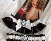 Wedding garter set / Custom Wedding Garters / Bride to be / Garters
