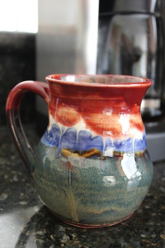 Coffee or Tea Mug - Old Glory VI