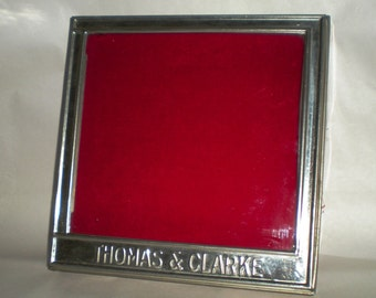 Thomas & Clarke - Vintage Store Display - Counter Box