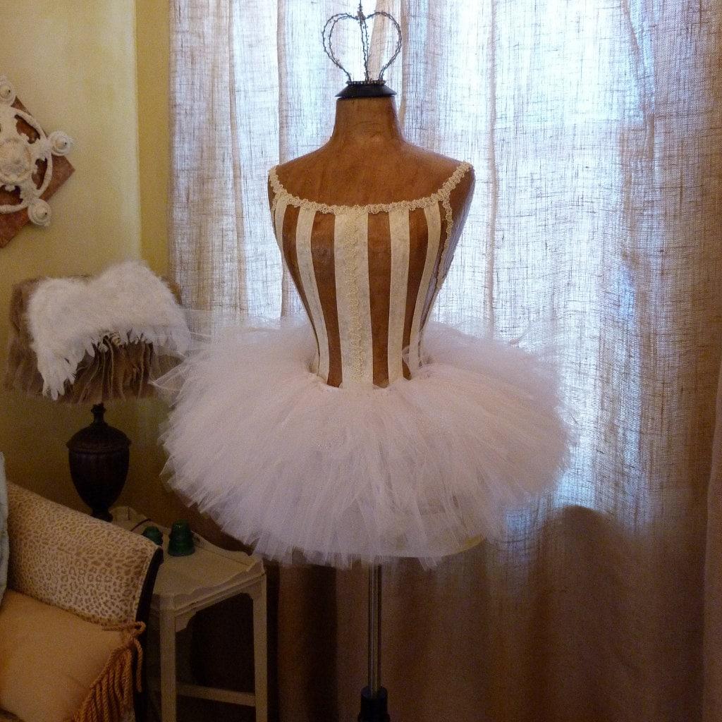 Dress Form Designer Fashion Mannequin Ballerina Ballet French