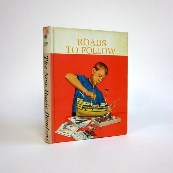 Roads To Follow 1965 School Primer