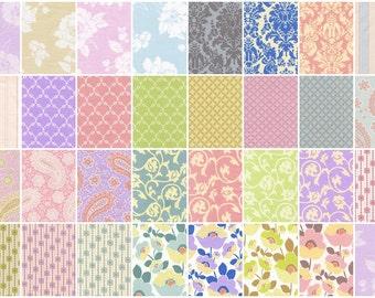 Annette Tatum House Collection Design Roll Jelly Roll Pre Cut Fabric Strips Ruffle Joy Skirt