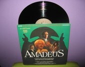 HOLIDAY SALE Vinyl Record Album More Music from the Amadeus Soundtrack LP 1985 Mozart Classical