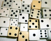 Old & Vintage Game Dice . . . 22 count