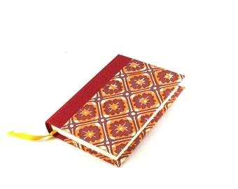 Day Planner 2016 Batik red
