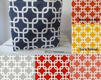 fabric storage bin 11 x 11 x 11 -  Premier Print Gotcha