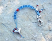 LOVING MY Red White & Blue! - Golf Stroke Counting Beads - MAXI  by TallyGators™