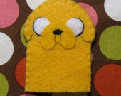 Jake the Dog Adventure Time Finger Puppet