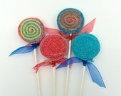 13 Super Sour Lolli's