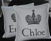 The Princess Pillow Cover