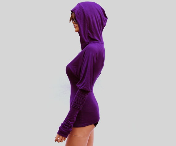 Tops / Hoodies / Sweatshirts / Hippie hoodie / Tunics / wrap tops
