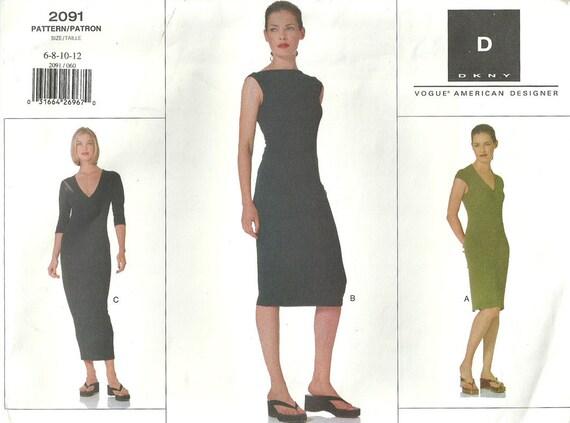 Vogue 2091 Designer Sewing Pattern