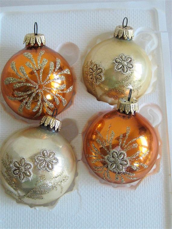 Glass Christmas Bulbs
