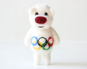Rio Olympic games mascot bear