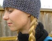 Catskin's Crochet Hat