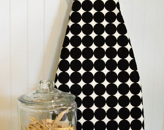 Ironing Board Cover - Michael Miller Disco Dots in Ink