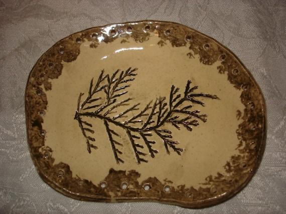 Pottery Pine Needle basket base