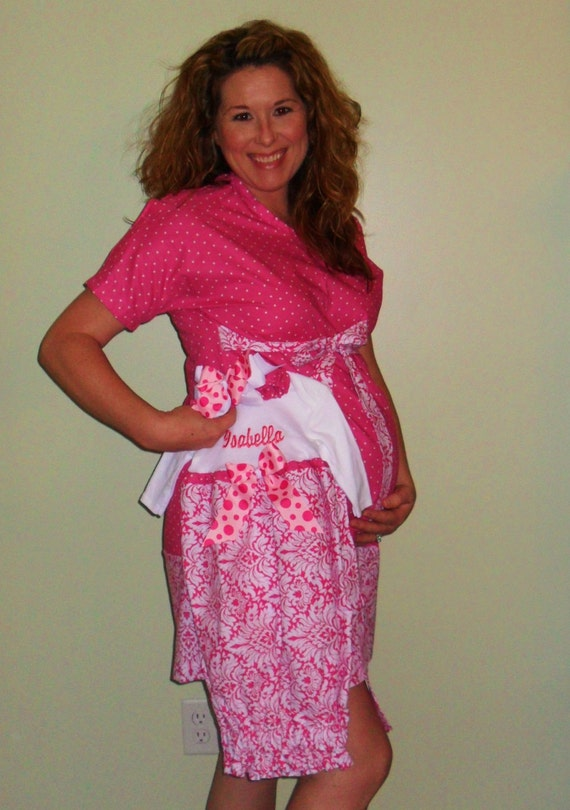 Items Similar To Matching Mother And Baby Maternity