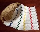 Primary Striped Afghan