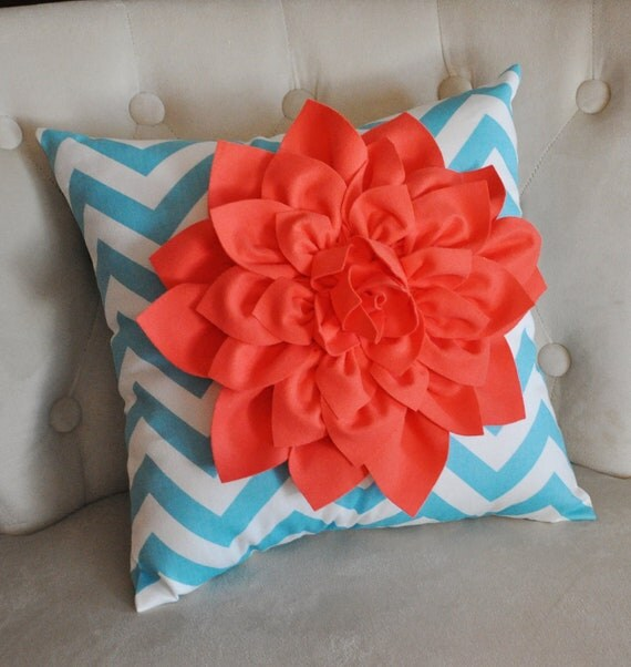 Home Flower Pillow, Custom Pillow, Housewarming Gift, Home Pillow, Personalized Gift, Graduation Gift, Dorm Decor, Throw Pillow