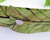 Green trees on my belt