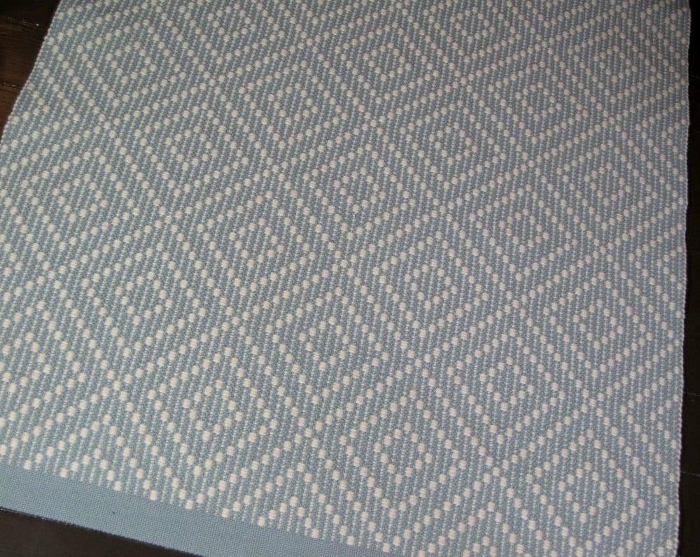 Woven runner rugs