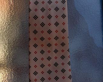 Vintage  Beige Necktie  - Made in Portugal