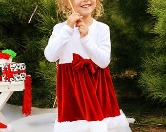 15 piece Holiday Christmas Santa Photo Prop Set - Assembled or DIY