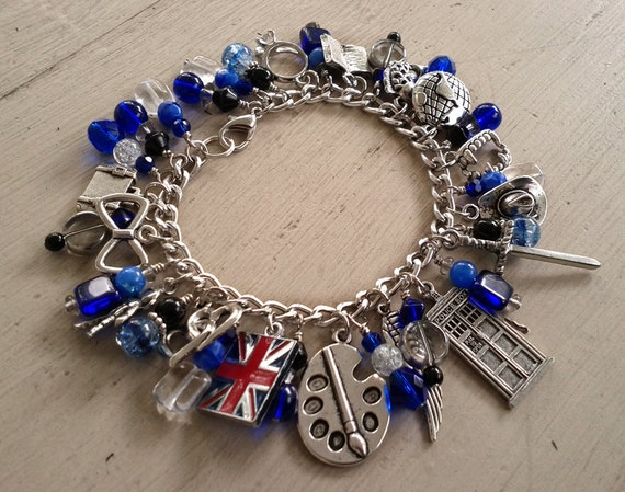 11th Doctor's Companion Bracelet