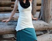 Gypsy Mama Skirt-Hemp and Organic Cotton stretch by Hempress Arise