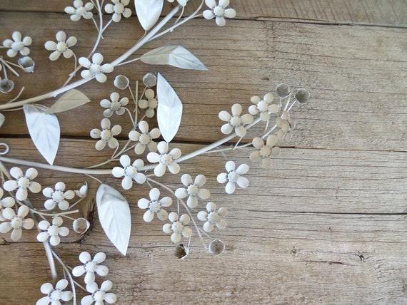 Vintage Flower Wall Art